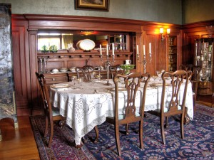 Pittock Mansion Dining Room