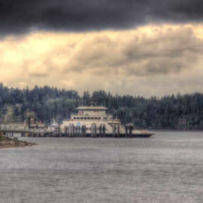 Steilacoom Ferry Dock