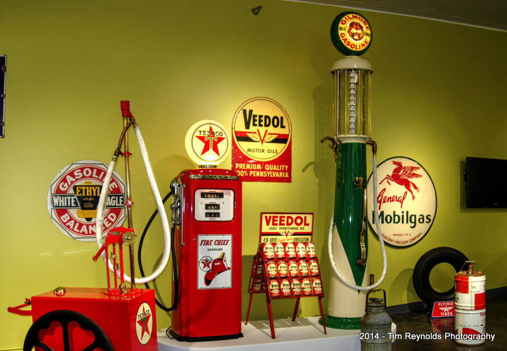 History of Fuel