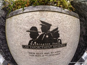 Washington State Law Enforcement Memorial