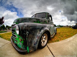 Rat Rod Dodge