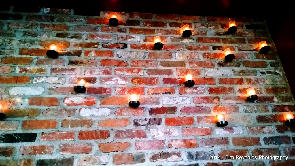 Brick and Candles - Purple Café and Wine Bar
