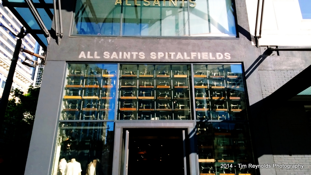 All Saints Spitalfields - Seattle, WA